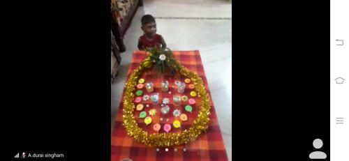CANDLE DECORATION COMPETITION