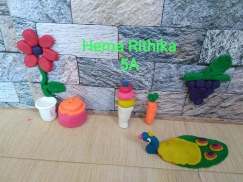 PLAY DOUGH COMPETITION