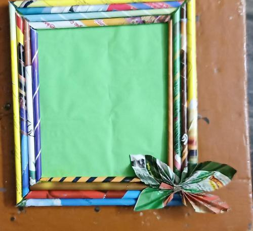 Photo frame Making competition